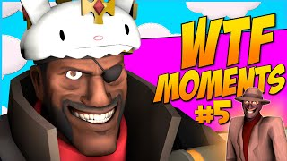 TF2: WTF Moments #5 (Farinz edition) [Compilation]