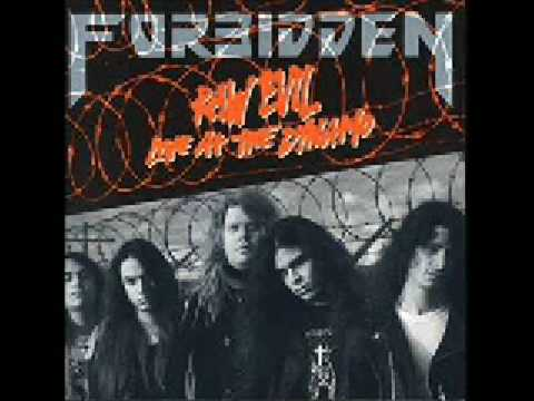 FORBIDDEN - Victim of Changes (Judas Priest cover)