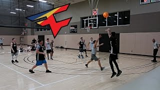 FAZE CLAN BASKETBALL HIGHLIGHTS!