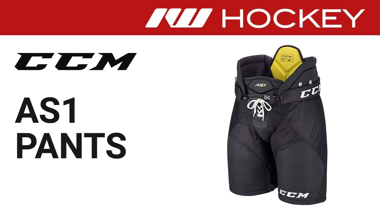 CCM Super Tacks AS1 Ice Hockey Pant Review