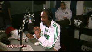 Snoop Dogg freestyle 2005 - Westwood