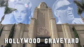 FAMOUS GRAVE TOUR - Inglewood Cemetery (Ray Charles, Betty Gra…