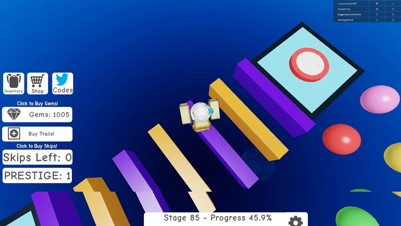 Roblox Mega Fun Obby 2 I 1 Stage To End Stage Youtube