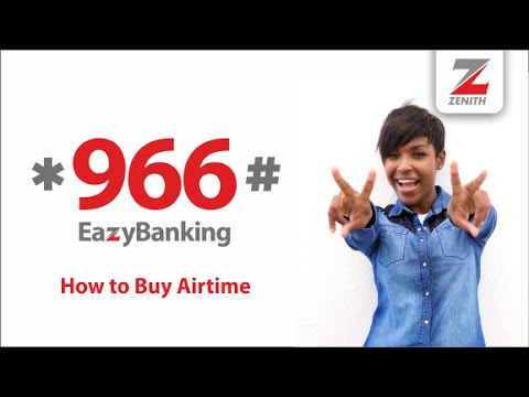 *966# How to Buy Airtime