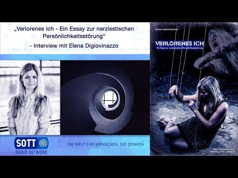"""""""Verlorenes Ich - Ein Essay zur narzisstischen Persönlichkeitsstörung"""" mit Elena Digiovinazzo"""
