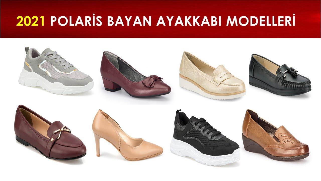 2021 Polaris Bayan Ayakkabı Modelleri   Ayakkabı Rüzgarı