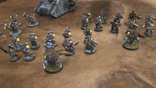1500 Point Space Wolves Lists for Valhalla