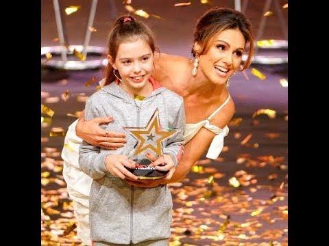 Das Supertalent 2017 Finale am 16.12.2017 gewinnt Alexa Lauenburger