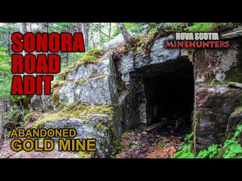 Ep.33  SHERBROOKE - Sonora Road Gold Mine