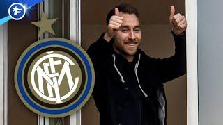 Christian Eriksen est arrivé à l'Inter Milan | Revue de presse