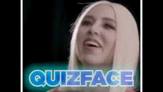 Ava Max Plays Superhero on QUIZFACE (Capital FM)
