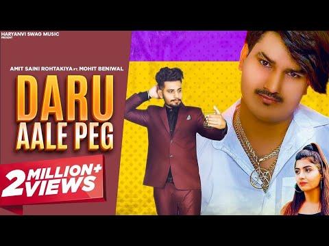 "Check the new Haryanvi song ""Daru aale peg"" sung by Haryanvi singer Amit Saini Rohtakiya."