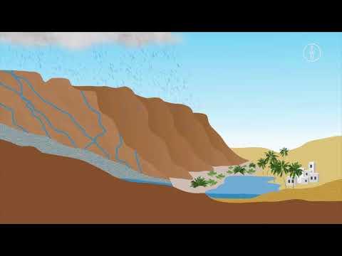 FWU - Oasen - Grüne Inseln in der Wüste - Trailer