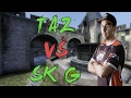 CSGO: POV VP TaZ vs SK Gaming (30/16) cobblestone @ ELEAGUE Major 2017