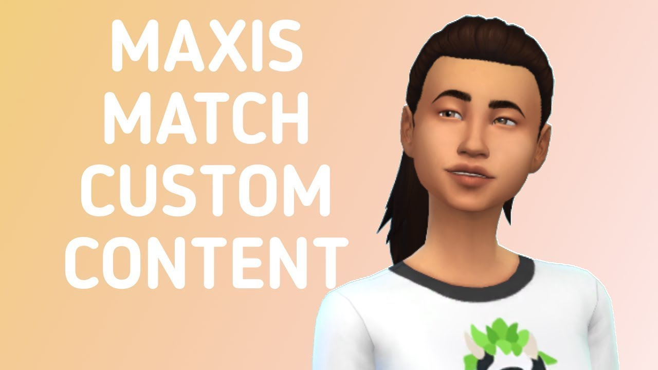 MY MAXIS MATCH MUST HAVES! │ CC SHOWCASE │THE SIMS 4 - YouTube