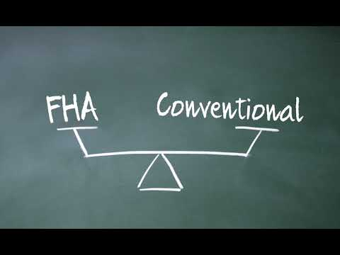 FHA vs Conventional, How Do I Decide?