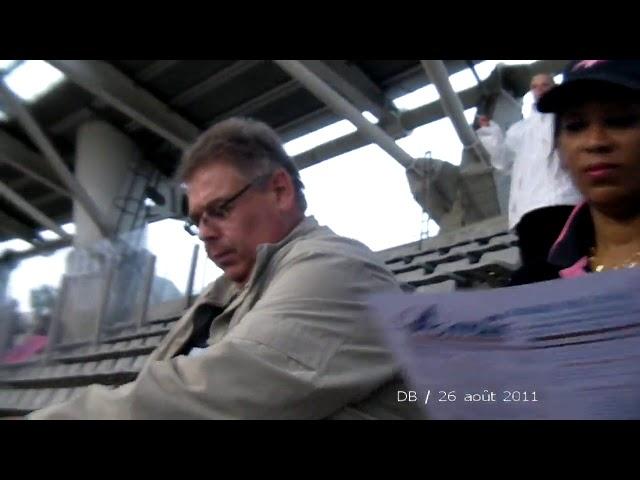 26 août 2011 - Stade vs UBB