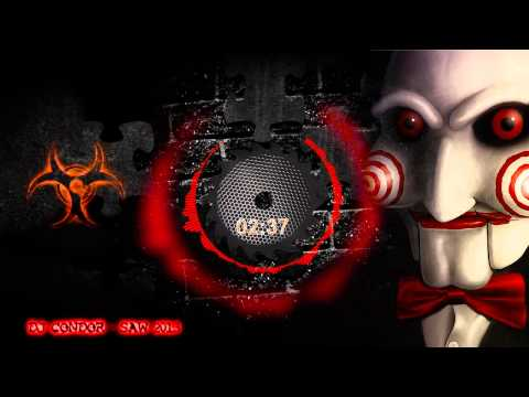 DJ Condor - SAW 2013 - Hardstyle Theme Remix