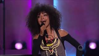 "Esperanza Spalding performs ""Tears of a Clown"" live in concert Smokey Tribute 2016.  HD"