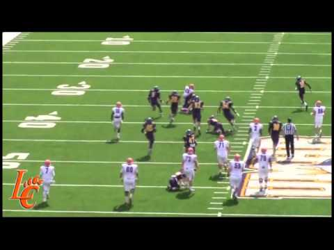 2014 Louisiana College Football Highlight