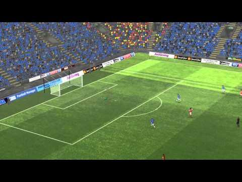 Everton 1-2 Arsenal - Theo Walcott
