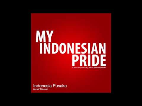 Indonesia Pusaka | Instrumental Piano