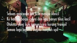 Download Mp3 Thox Epon-dagadagadara  Tong Tara Setara  Diss Back Lapis Ntl Komendo Dan Fuck-f