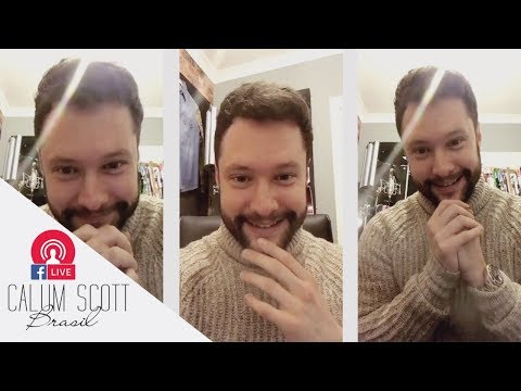 Calum Scott - Facebook LIVE - 17/11/17 - You Are the Reason is OUT WORLDWIDE NOW!
