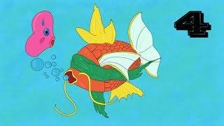 Karpador vs. Misty 🐠 6 Karpadore vs. Pokemon Gelb (#004)