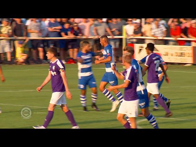 De Graafschap - FC Groningen 1-3
