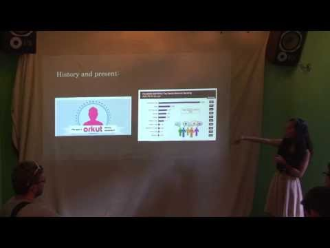 Brazil: introduction to the social media capital of the universe - Helen Pelipecki - BabelCamp.cz