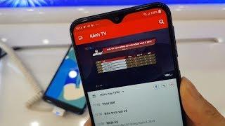 TRỰC TIẾP U22 Việt Nam - U22 Thái Lan trên Samsung Galaxy M20 ứng dụng VTV GO