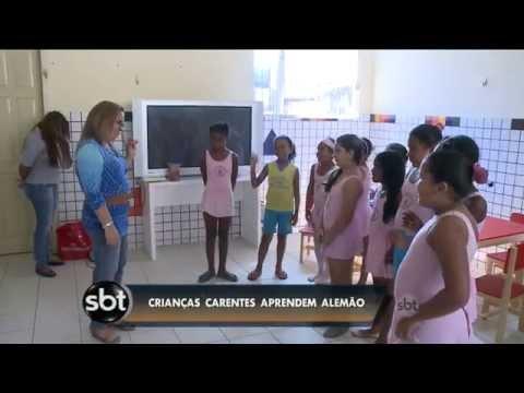 Sbt Pará (09/09/2015) Projeto: Alemão na Amazônia