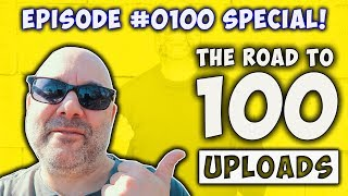 The Road to 100 Uploads - Become a Daily Vlogger in 2019