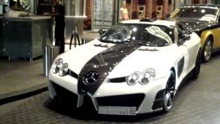 Exotic Cars of Dubai, UAE. 09.09.2012 سيارات دُبي الفاخرة