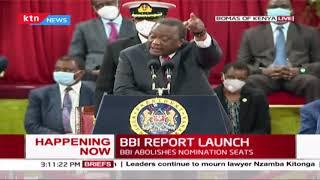Uhuru speaks on DP Ruto campaigns,