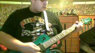 Cold Hearted Man - AC/DC Guitar Cover
