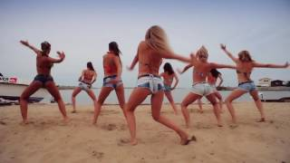 """""""DANCE TV"""" - Major Lazer - """"Watch out for this"""" dance super video by DHQ Fraules"""
