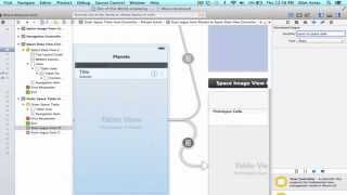 iOS Programming Tutorial - How to use segue with UITableView - 18