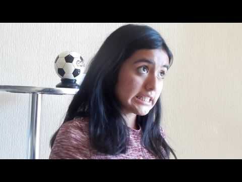 INTERVIEW - Almudena Domínguez