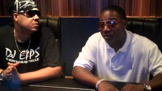 DJ EPPS & YUNG JOC YEAH BOY! (INTERVIEW)