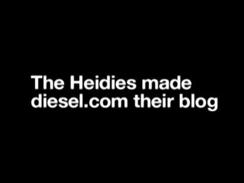 Isobar Human Media - Diesel Heidies - Social Media Marketing Case