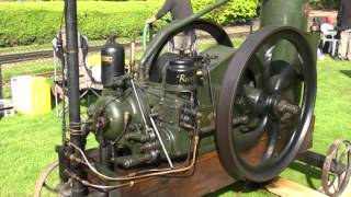 Ruston Hornsby 2HR 10hp Stationary Engine.