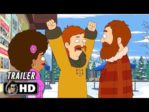 """THE GREAT NORTH Official Teaser Trailer """"Welcome to the Team"""" (HD) Nick Offerman"""