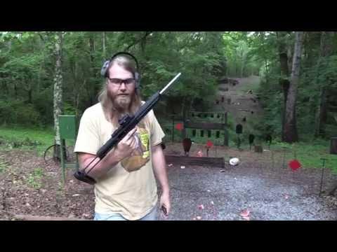 Glock Carbine Loaded For Bear