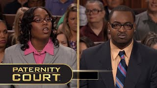 Man Stole Baby Clothes Before Baby Was Born (Full Episode)   Paternity Court