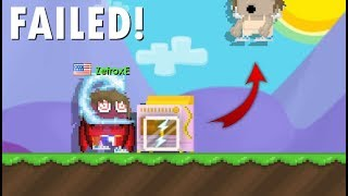 OMG MAKING MY DREAM ITEM!! | Growtopia
