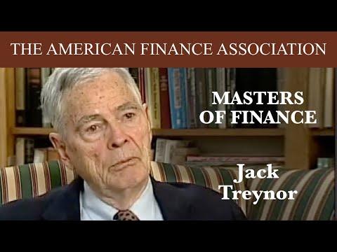 Masters of Finance: Jack Treynor