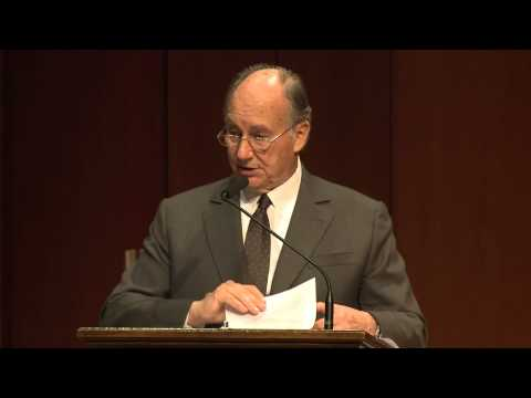 88th Ogden Lecture: His Highness the Aga Khan