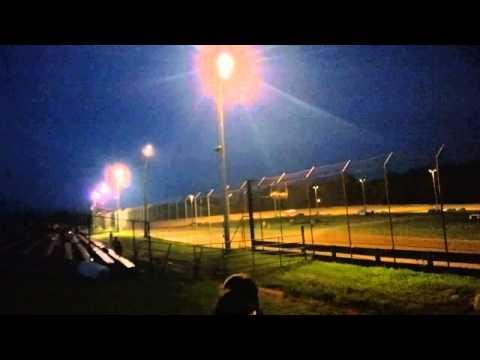 Callaway Speedway Sportsman Heat Race 7-24-2015 Full Race